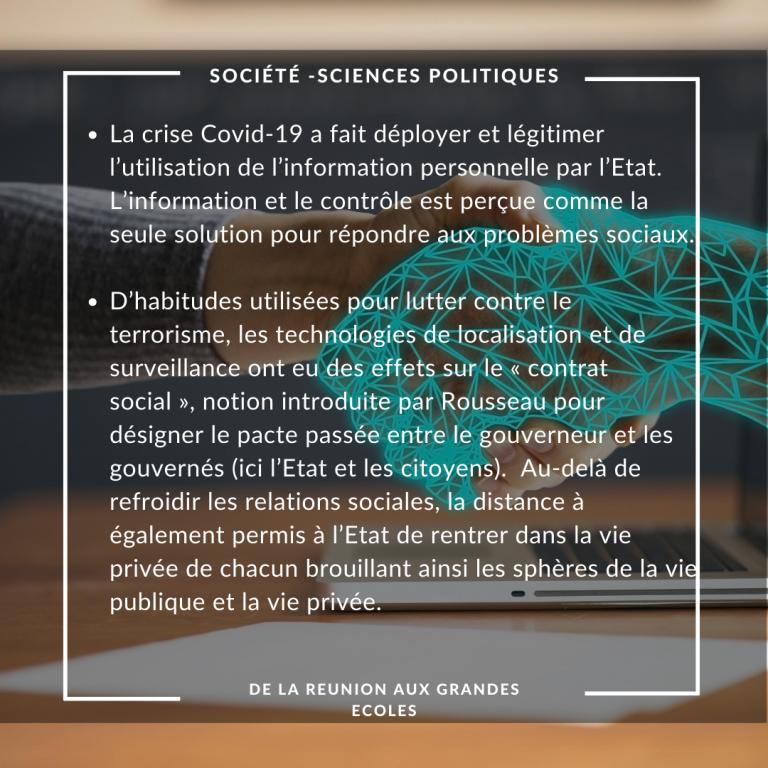 Société :  https://www.latribune.fr/technos-medias/une-societe-de-surveillance-deshumanisante-est-en-train-de-nous-etre-imposee-853521.html